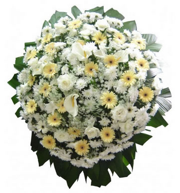 Coroa de Flores Requinte B | Coroas em uma hora