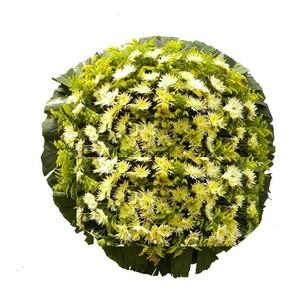 Coroa de Flores Básica