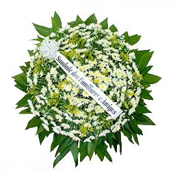 Coroa de Flores Tradicional F | Coroas em uma hora