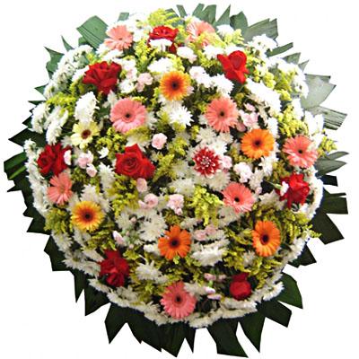 Coroa de Flores Requinte D | Coroas em uma hora