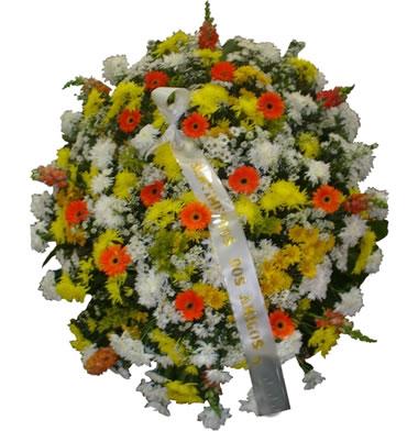 Coroa de Flores Tradicional C | Coroas em uma hora