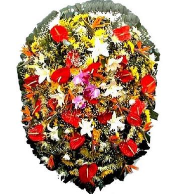 Coroa de Flores Exclusiva C | Coroas em uma hora